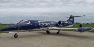 El avión que Lázaro Báez será cedido a la Policía Federal