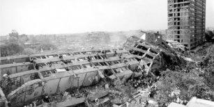 El terremoto en México ocurrió exactamente 32 años después del sismo que causó miles de muertos