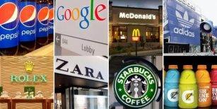 Los significados detrás de los nombres de las marcas más populares
