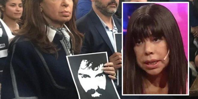 Madre de víctima de Once, llamó asesina a Cristina Kirchner y contó lo que paso