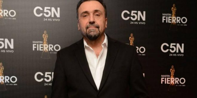 Navarro se despachó por Twitter contra un gerente de C5N que ¿quiere echarlo?