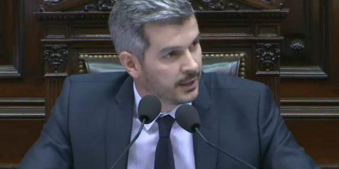 Peña: No vamos a entrar en polémica con los familiares de Maldonado