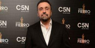 Roberto Navarro asegura que lo quieren echar de C5N