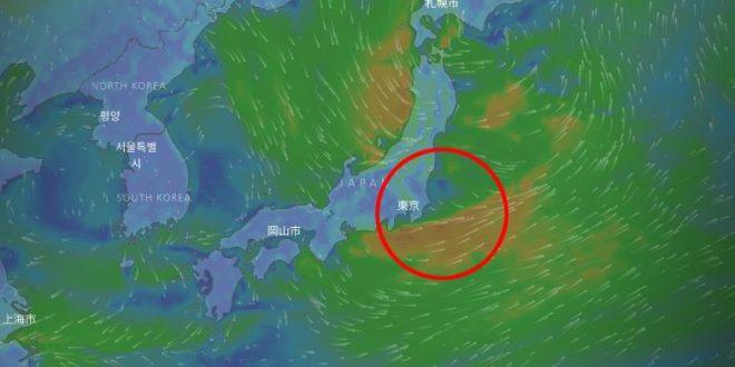 Violento terremoto sacudió la costa oriental de Japón