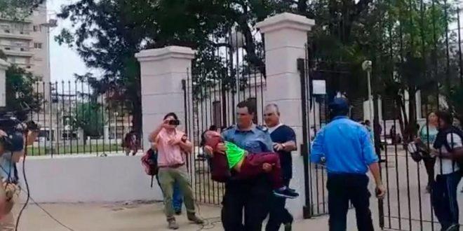 18 alumnos intoxicados en escuela de Corrientes