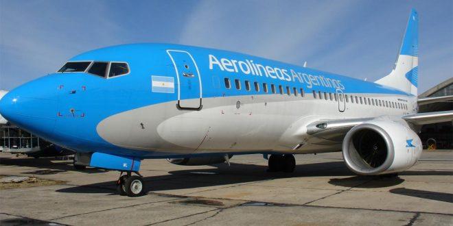 paro de Aerolíneas Argentinas para el próximo martes