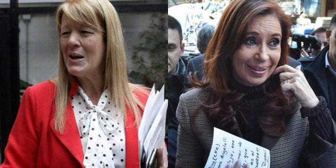 Stolbizer: Que Cristina se haga cargo de bolsos de López, cajas de Florencia y millones de Máximo