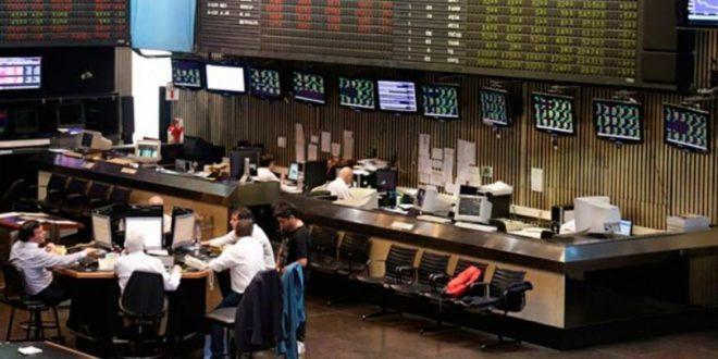 El Merval cayó 1,9%