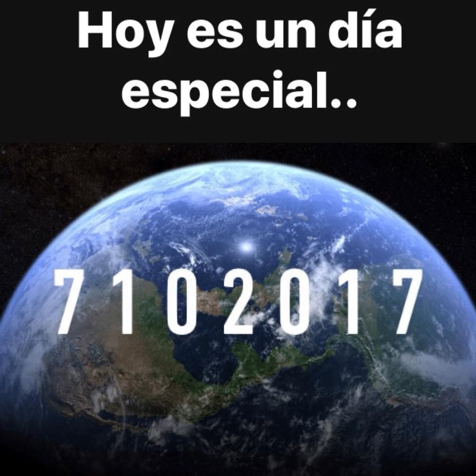 Hoy es un dia especial ?