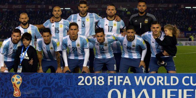 Argentina será cabeza de serie en el Mudial