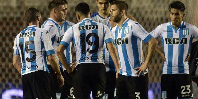 Argentinos Juniors le a Racing ganó 2 a 0