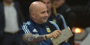 Así formaría Argentina para enfrentar a Ecuador