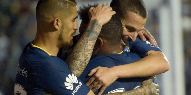 Boca Juniors ganó 2 a 0 ante Patronato