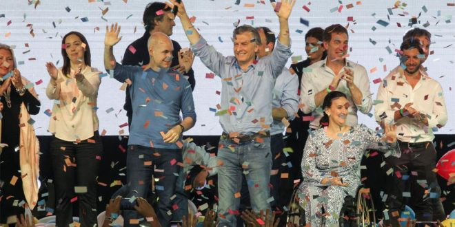 Cambiemos se quedó con el 13% de votos de Sergio Massa