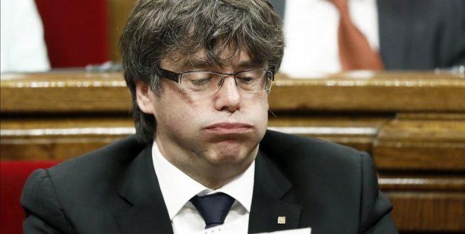 El presidente de Cataluña suspendió la declaración de independencia para abrir un proceso de diálogo