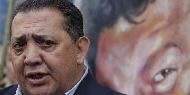 """Luis D'Elía: """"Creo que voy a quedar preso"""""""