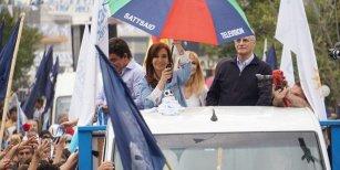Cristina Kirchner: No soy kirchnerista, soy peronista