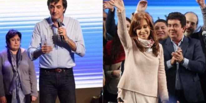 Leopoldo Moreau aseguró que tienen datos que indican que Cristina Kirchner superará a Esteban Bullrich