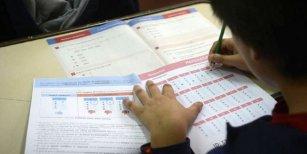 El 7 de noviembre evaluarán la escritura de más de 1 millón de alumnos