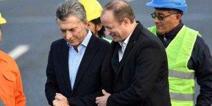 El chiste de Mauricio Macri a Martín Insaurralde