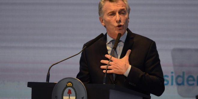 El discurso del presidente Mauricio Macri en el CCK