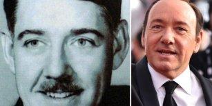 El padre de Kevin Spacey era un nazi violador de niños
