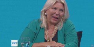 Elisa Carrió: Me van a pedir perdón, yo no hablo en vano