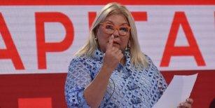 Elisa Carrió sobre Maldonado: El mundo político me abandonó