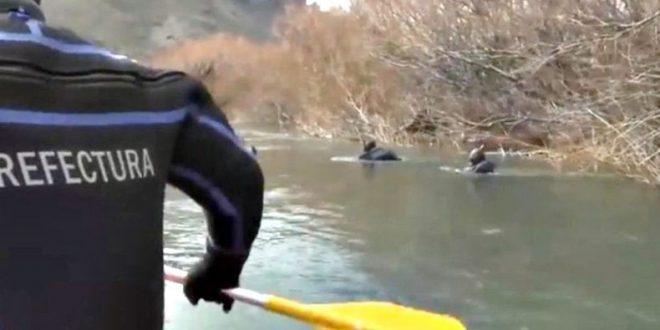 Encuentran un cuerpo en el río Chubut y se trata de establecer si se trata de Santiago Maldonado