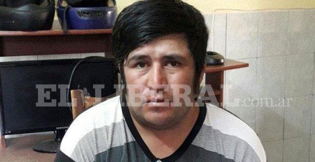 Este es el hombre acusado de violación y de matar a hachazos a su madre y hermano