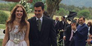 Isabel Macedo y Juan Manuel Urtubey estarían esperando su primer hijo