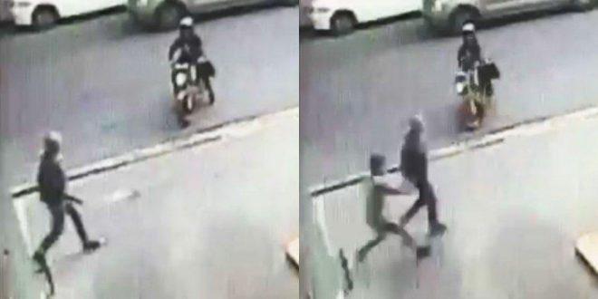 Jorge Rial asaltado por motochorros en Palermo