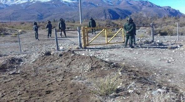 La Justicia prohíbe a Gendarmería ingresar a tierras Mapuches