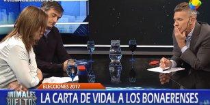 La carta de María Eugenia Vidal a los bonaerenses antes de las elecciones