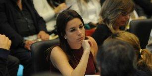 La diputada Lucila De Ponti viajó a hacerle juicio a Twitter con la plata del Congreso