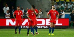 La furia de un hincha de Chile al ver que el seleccionado no clasificó al Mundial