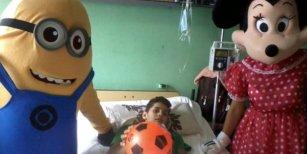 La historia de Fernando Almeida, el nene al que le negaron un corazón