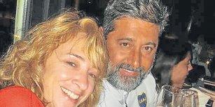 La mujer de Daniel Angelici, entre Boca y el gobierno porteño