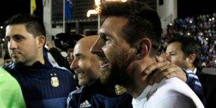 Lionel Messi: Ojalá que en Rusia se nos dé