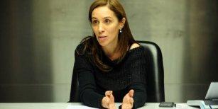 María Eugenia Vidal quiere bajar Ingresos Brutos
