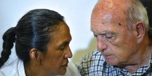 Milagro Sala: Por la Gendamería no puedo hacer el amor con mi marido