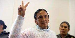 Milagro Sala agredió a los policías que la trasladaron
