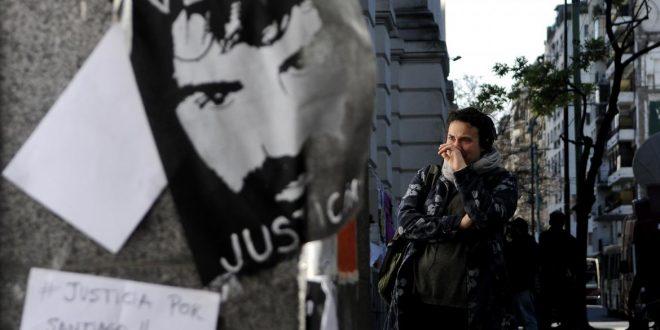 Nuevos detalles de la autopsia de Santiago Maldonado