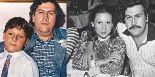 Piden indagatoria del hijo y de la viuda de Pablo Escobar por lavado de dinero