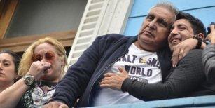 Primera condena al Pata Medina: un año de prisión por golpear a dos policías, uno de ellos mujer