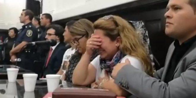 Prisión perpetua para Jonathan Luna por femicidio de Micaela Ortega