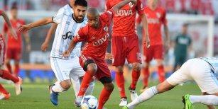 River empató 2-2 frente a Atlético Tucumán