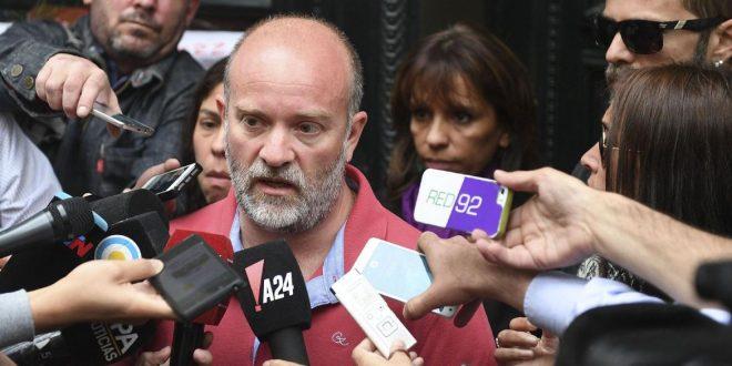 Sergio Maldonado: Macri es un hipócrita por haber llamado a mi mamá