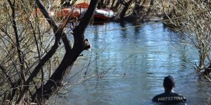 Tras el hallazgo en el río Chubut, cuánto tardarán en identificar el cuerpo