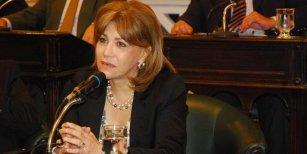 Una senadora aliada a Cambiemos llamó a cortar boleta en contra de su fórmula